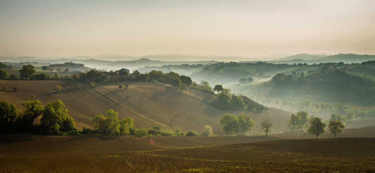 fotografie panorami natura