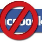 Account Facebook bloccato