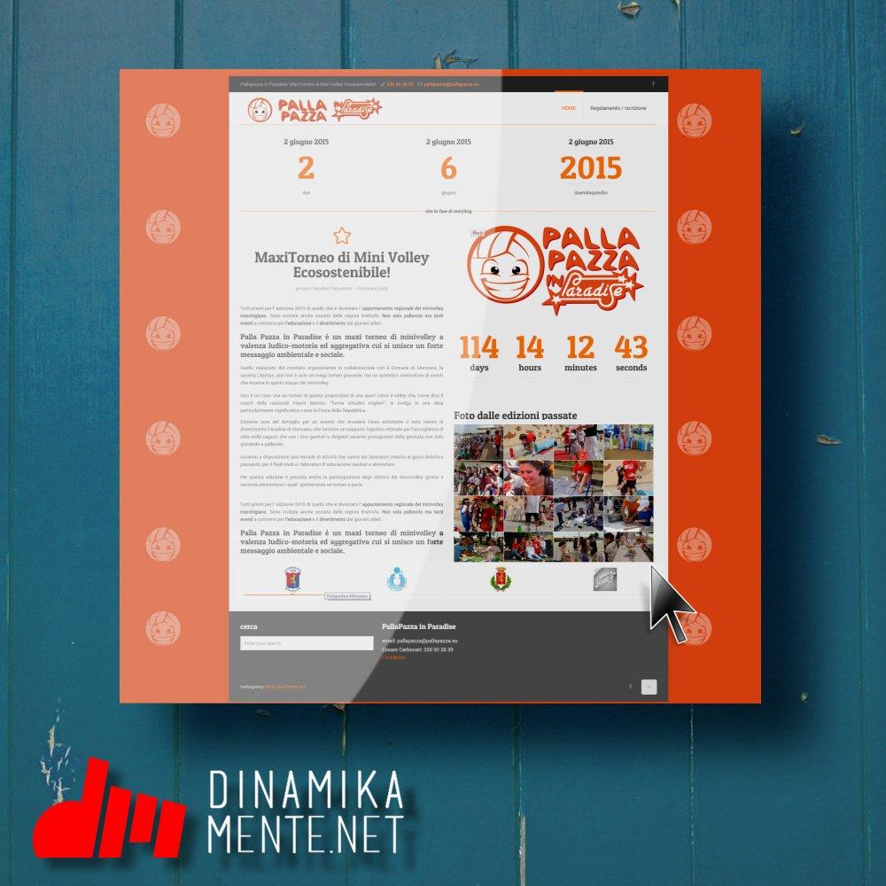 Pallapazza restyling sito internet per smartphone e tablet for Design sito