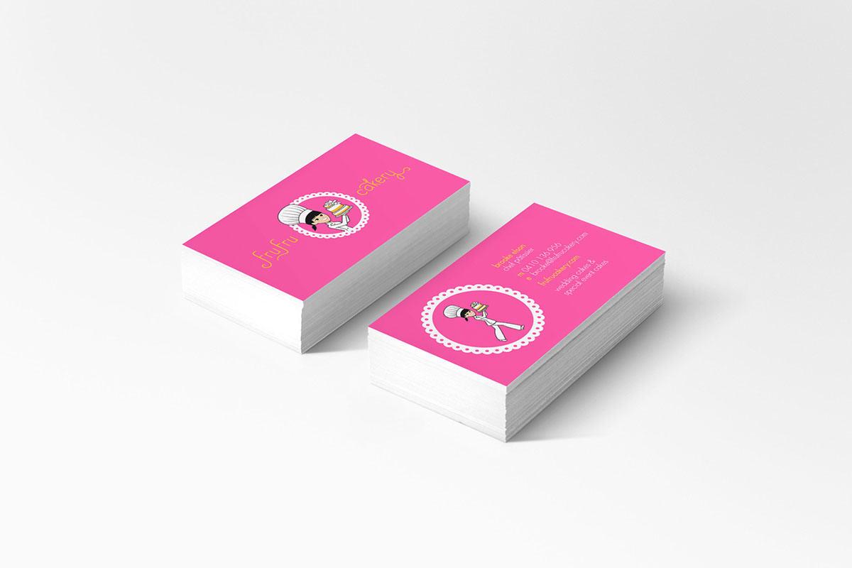 Yannie S Cake Design Studio Valencia : Biglietti da Visita per Cake Designer, pasticciere ...