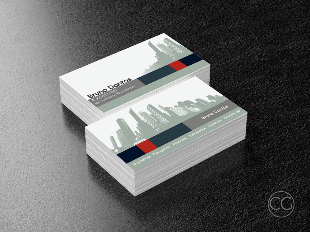 Preferenza Biglietti da Visita per Architetto, 25 idee - dinamikaMente.net JN47