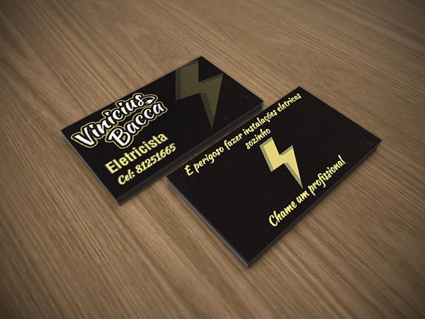 Souvent Biglietti da Visita per Elettricista [idee] - dinamikaMente.net PC65