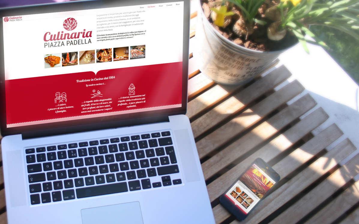 sito web per ristorante provincia di ancona