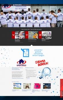 Borra Servizi: realizzazione sito web mobile friendly